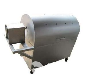 自动木炭烤羊腿炉