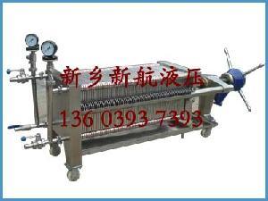 供应圆盘硅藻土过滤机——中国新乡【硅藻土过滤机】质量好