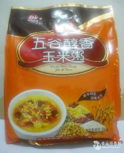 舒卡680克五谷醇香玉米粥