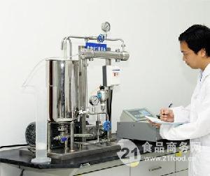 料液分离纯化中小试膜实验设备