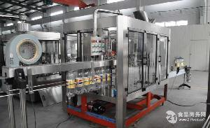 CGF小型全自动瓶装纯净水生产线