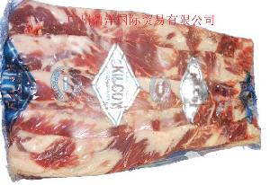 进口澳洲牛肉-牛肋条(腩条)