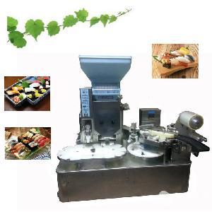 二手 SUZUMO  自动寿司饭团成形包装机