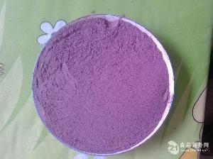 紫红薯面粉用途