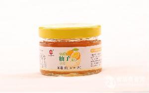 罐装蜂蜜胡柚茶