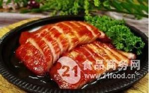 猪颈肉酱肉