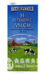 德国原装进口纯牛奶