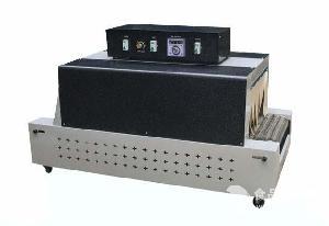 食品外包装独立收缩机盒子包装封膜机