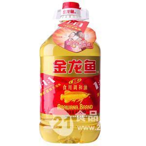 厂家批发金龙鱼调和油 鲁花坚果调和油