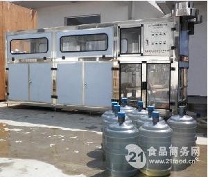 3-5加仑桶装饮用水灌装机