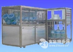 600桶/时五加仑灌装机生产线