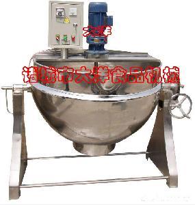 JCG型电加热夹层锅