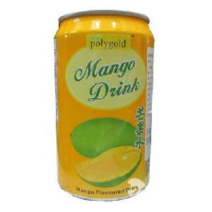 马来西亚polygld芒果水风味饮料300ml