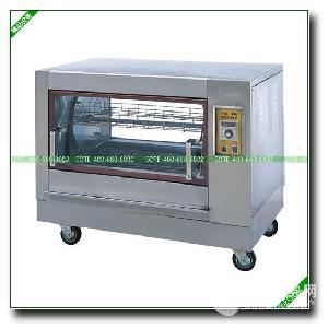 烤鸡排机器 烤鸡骨架机 烤鸡腿烤箱