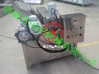 国邦牌网带式导热油炉加热油炸机