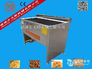 红薯油炸机械