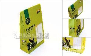 云南特产野生牛肝菌包装纸袋