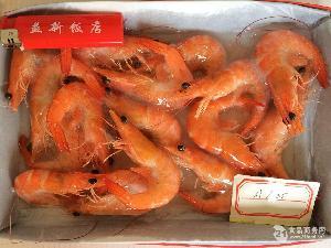 冻带头熟虾