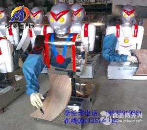 多麦奥特曼刀不锈钢削面机器人