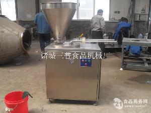 灌肠机价格 灌肠机功能 液压式灌肠机原理