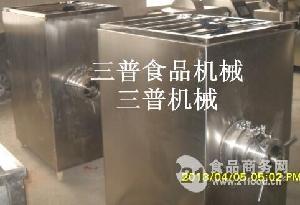 不锈钢冻肉绞肉机