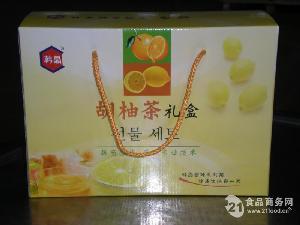 蜂蜜茶精品礼盒3号(中文版)