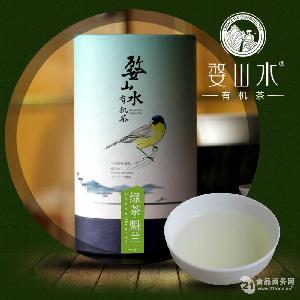 婺山水魁兰有机绿茶