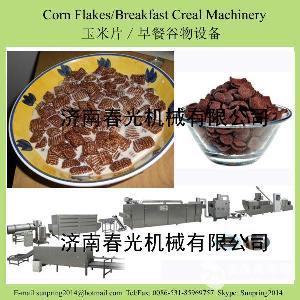 早餐谷物加工设备