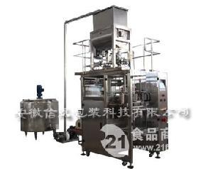 小袋酸菜鱼火锅调料包装机