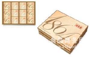 全聚德1864月饼礼盒