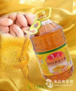魯花5S壓榨一級花生油