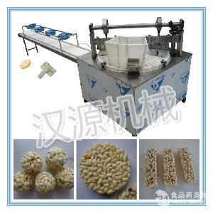 HY-转盘式米花糖冲压成型机