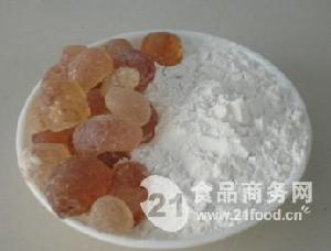 增稠剂进口阿拉伯胶食品级25kg/袋