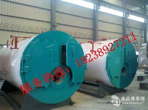 10吨燃气蒸汽锅炉生产