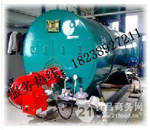 8吨燃气热水锅炉