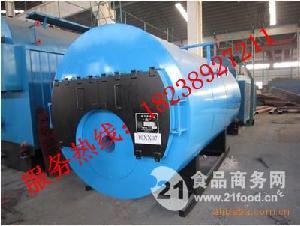 20吨燃气热水锅炉