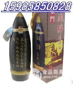53度古宁头炮弹金门高粱酒600毫升