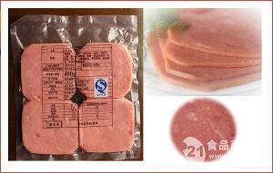 日龙食品 三文治火腿切片