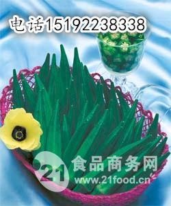 绿闪黄秋葵种子