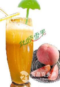 仕顺牌浓缩水蜜桃清汁