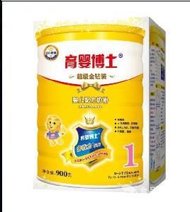 育嬰博士超金鉆幼兒配方奶粉