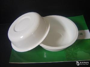 环保塑料碗 耐高温低温 能封口
