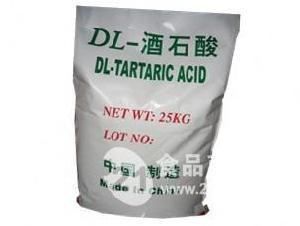 DL-酒石酸生产厂家。