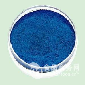 靛蓝铝色淀厂家 天然食用色素