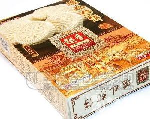 广州岭南集团趣香饼家食品包装纸盒