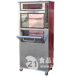 立式全自动烤红薯炉