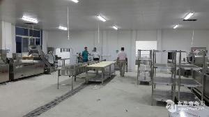 台湾天烨机械28天完成中央厨房