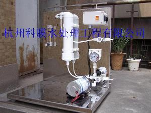 小试超滤膜装置