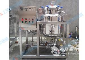 厂家生产不锈钢牛奶羊奶酸奶巴氏杀菌机