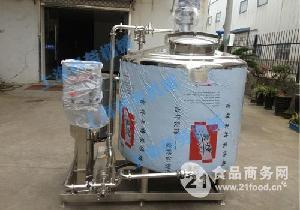 1000L单罐大型鲜奶杀菌机